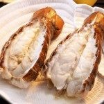Barbecue Lobster Tails