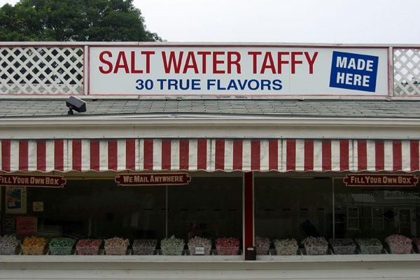 Salt Water Taffy Cape Cod